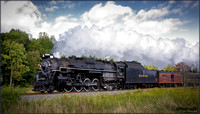 Nickel Plate Road 2-8-4 Berkshire No. 765