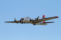 "B-17G FLYING FORTRESS  ""YANKEE LADY"""