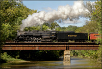 Nickel Plate Road 2-8-4 Berkshire No,765