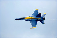 U.S. NAVY BLUE ANGEL